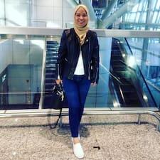 Profilo utente di Nuriatul Nazimah