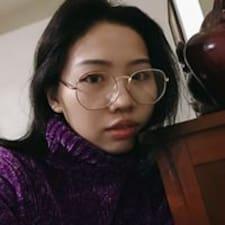 韋妗 User Profile