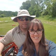 Profil utilisateur de Aaron And Jennifer