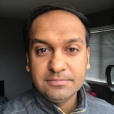 Deepak的用戶個人資料