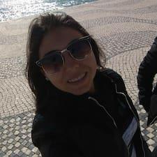 Ana Cecília felhasználói profilja