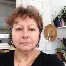 Henkilön Martine käyttäjäprofiili