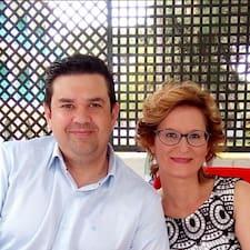 Antonio & Isabel的用戶個人資料