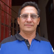 José Antonio felhasználói profilja