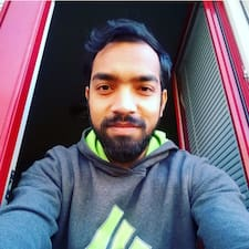 Krishna User Profile