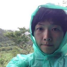 Perfil de usuario de Jeonghee