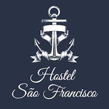 Hostel - Uživatelský profil
