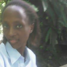 Ritha felhasználói profilja