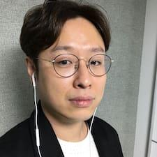 Gebruikersprofiel 동현