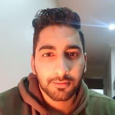 Gebruikersprofiel Azhar