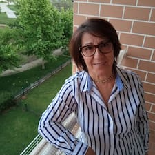 Maria José Brugerprofil