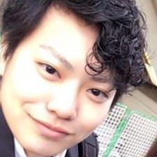 Perfil do utilizador de Yushi
