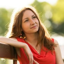 Nutzerprofil von Iryna