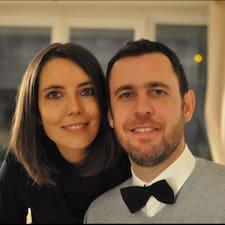 Jennifer & Nicolas Brukerprofil