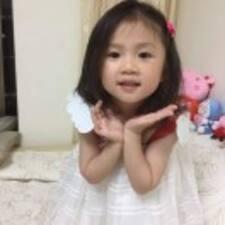 Profil utilisateur de 丽香