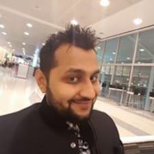 Profil utilisateur de Ishaq