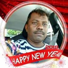 Nutzerprofil von Nishantha