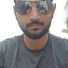 Saood felhasználói profilja