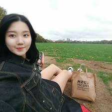 Profil utilisateur de Eunjeong