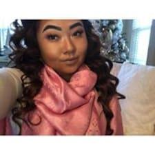 Selenaa User Profile