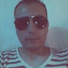 Agustin felhasználói profilja