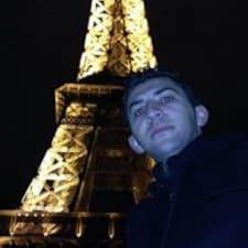 Profil utilisateur de Ibrahim