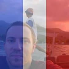 Perfil do usuário de Mathieu