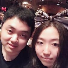 Perfil do utilizador de Yingwen