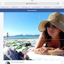 Gebruikersprofiel Marie Ange