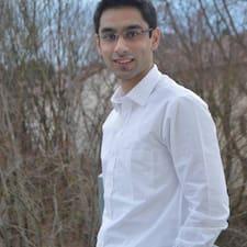 Profil Pengguna Anurag