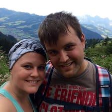 โพรไฟล์ผู้ใช้ Eva & Josef