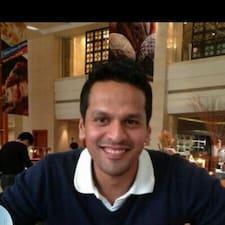 Chaitanya felhasználói profilja