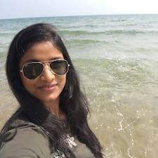 Nikhita felhasználói profilja