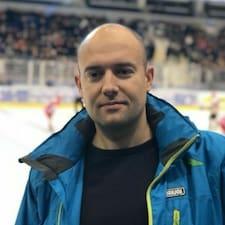 Ilya Brukerprofil