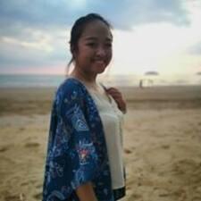 Marlyne felhasználói profilja