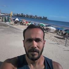 Egliberto felhasználói profilja