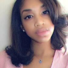 Profilo utente di Jaysha