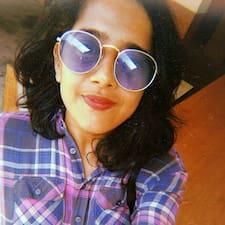 Profil utilisateur de Bhumika