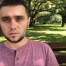 Profil utilisateur de Vitaly