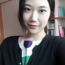 Henkilön Kyungmin käyttäjäprofiili