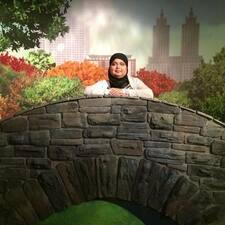 Sakina User Profile