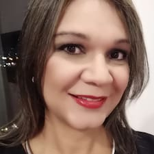 María Teresa felhasználói profilja