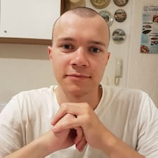 Jacob H. - Uživatelský profil