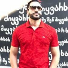 Profilo utente di Murad