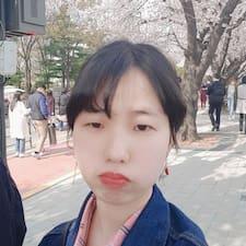 Profil utilisateur de Jung Hyang