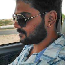 Dharshan User Profile