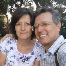 Ingrid & Gordan User Profile