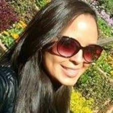 Cristiane Oliveira felhasználói profilja