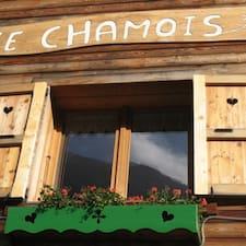 Le Chamois User Profile
