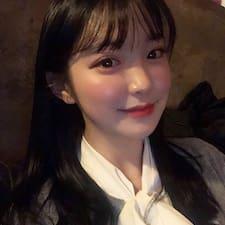 Gebruikersprofiel Song Ha